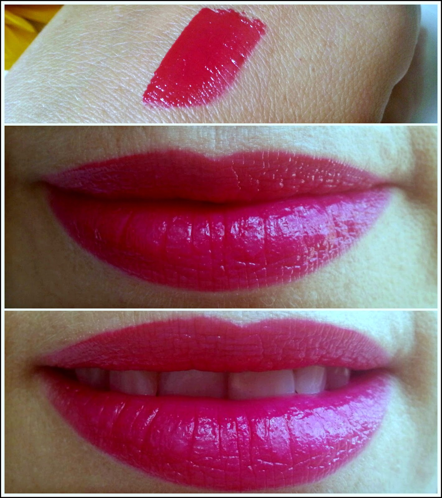 L'Oreal GlamMatte Gloss in Cherry Crop