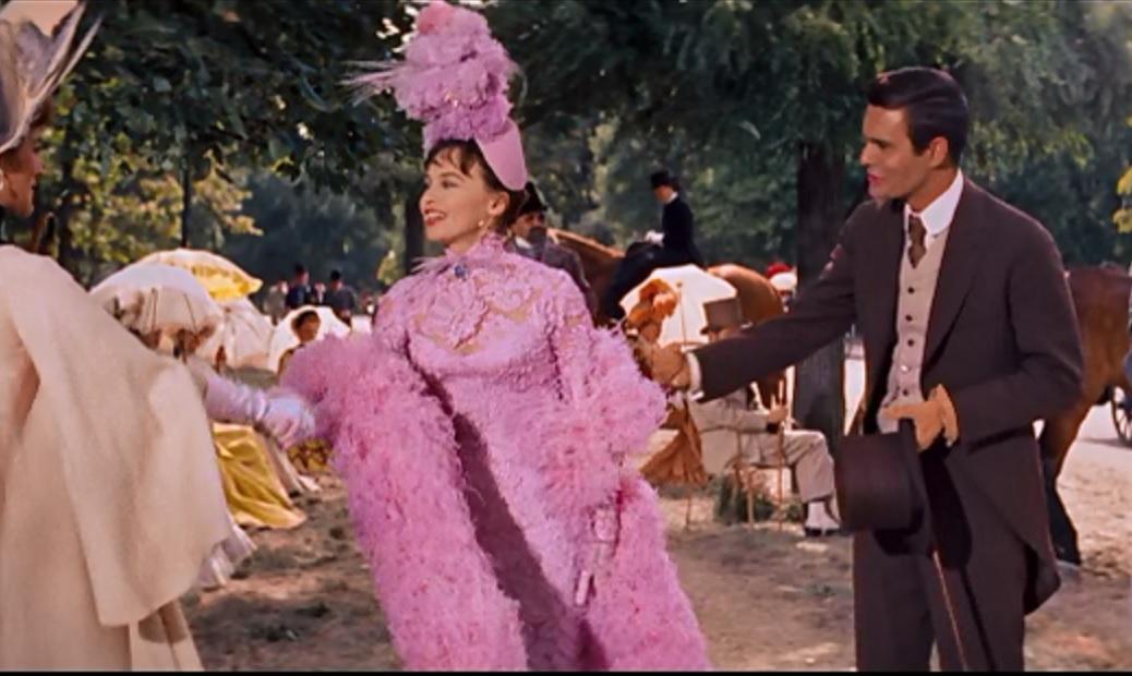 Java's Journey: Gigi's Wardrobe in Gigi (1958)
