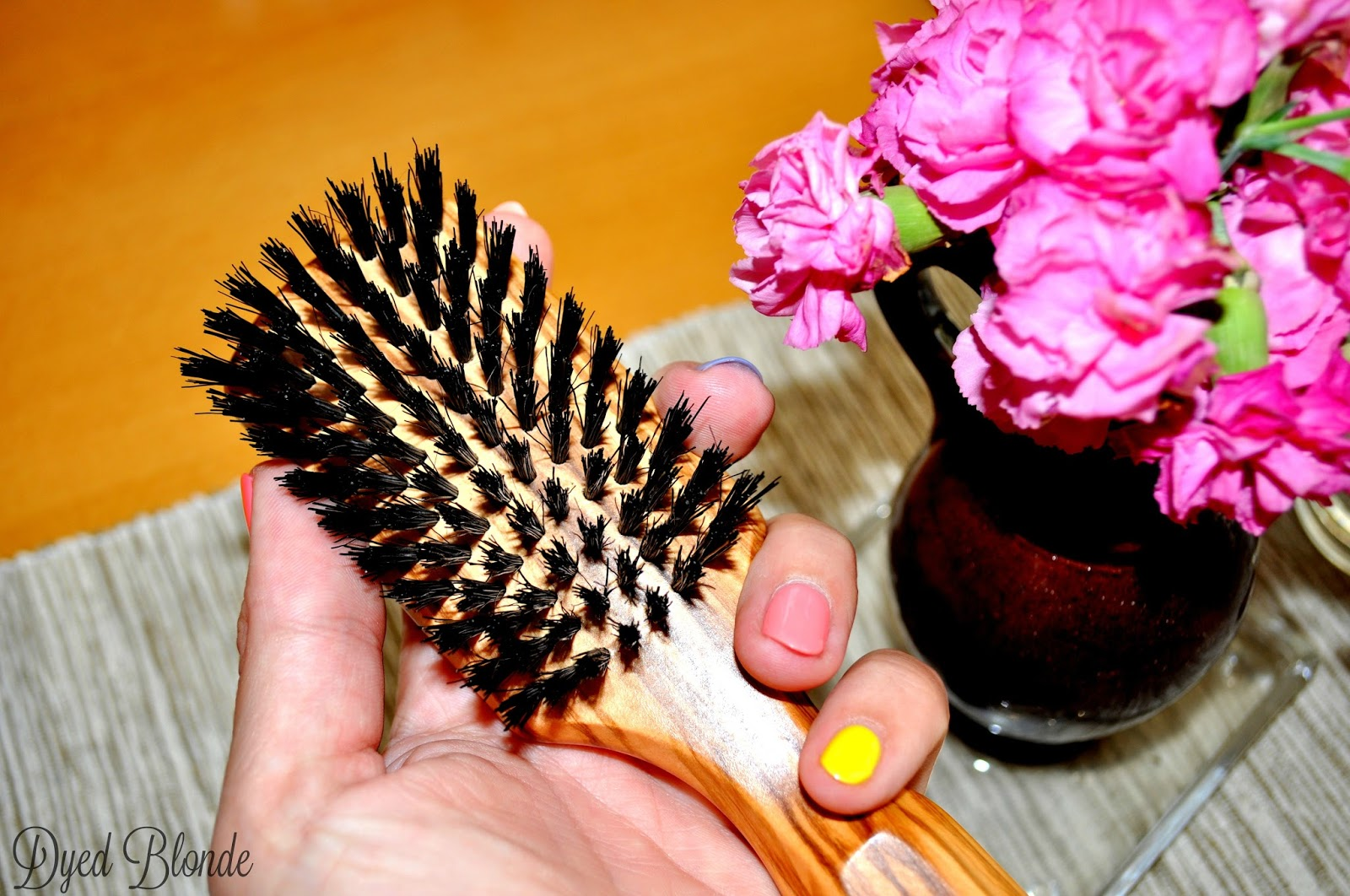 Jak szczotkowac włosy?
