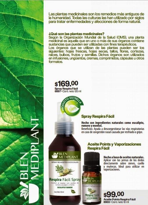 Ventas Productos Blen Blen Mediplant