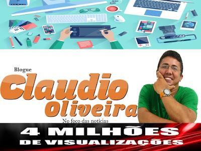 GRAÇAS A DEUS E A VOCÊ CHEGAMOS AOS 4 MILHÕES DE VISUALIZAÇÕES!