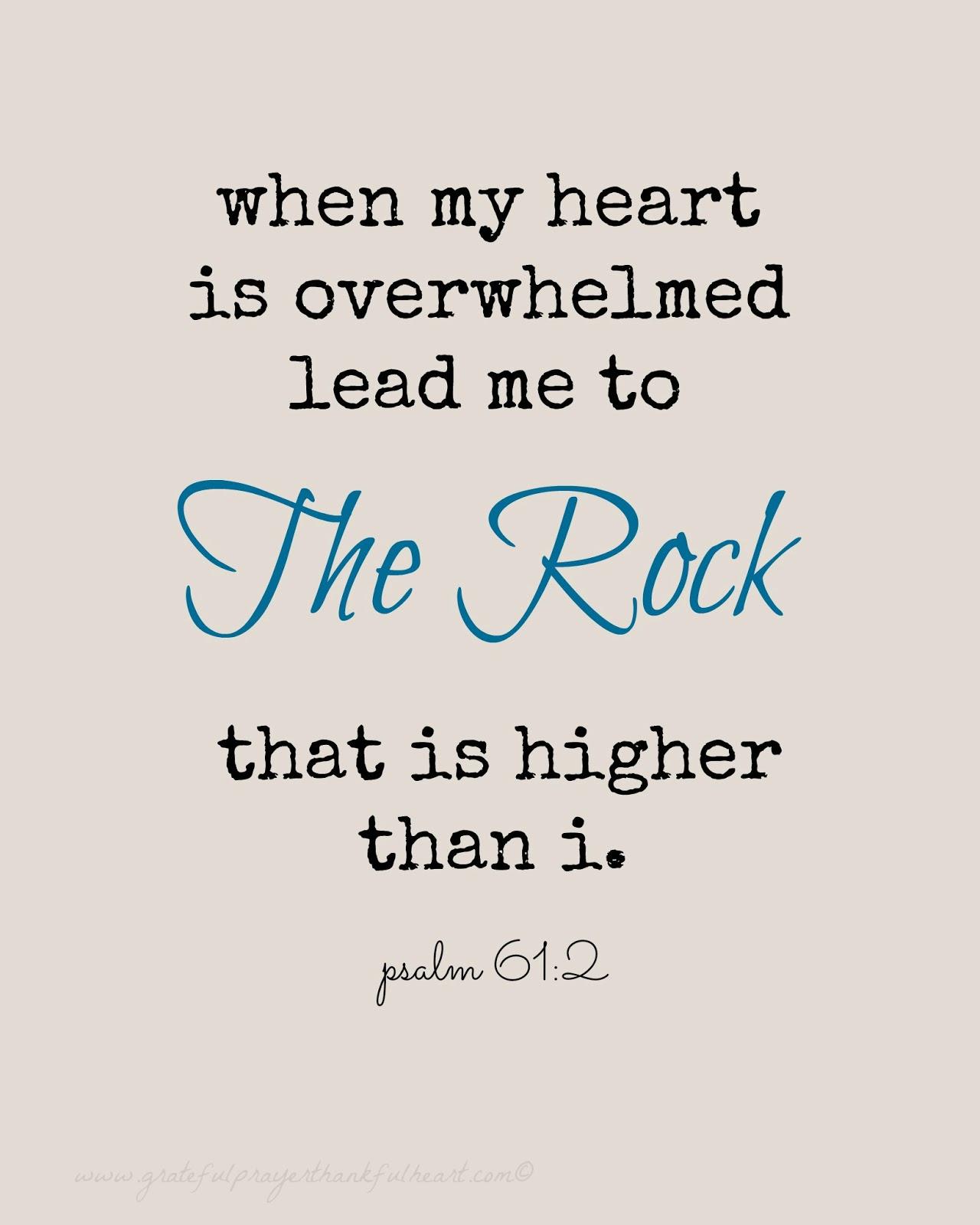 graphic regarding Prayer Rock Printable known as My Rock Thankful Prayer Grateful Center