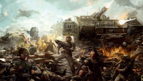 Cadia Warhammer 40.000