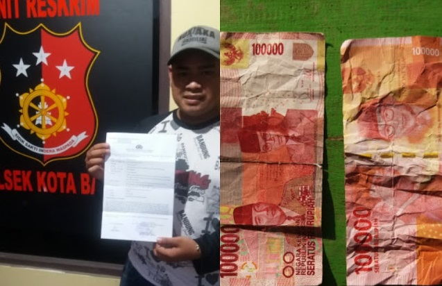 Dibayar Pakai Upal, Pedagang Minyak Eceran di Karawang Lapor Polisi