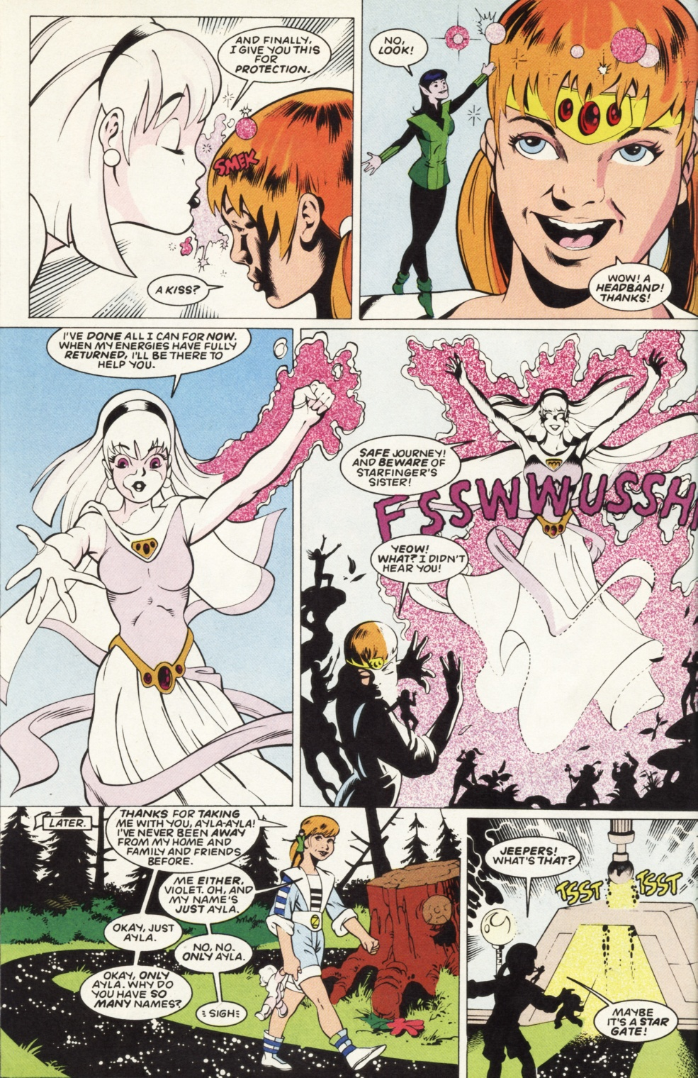 Legion of Super-Heroes (1989) _Annual_6 Page 10