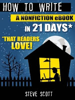 How To Write a Non-Fiction eBook in 21 Days That Readers Love!