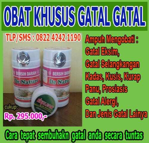 Obat Gatal Loang Herbal Alami Tradisional Ampuh
