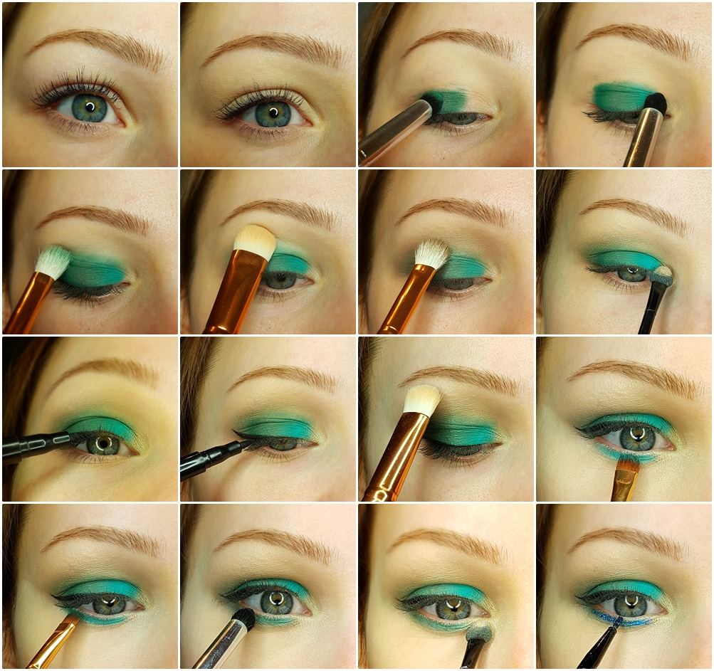 tutoriale, makijaż makeup tutorial