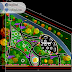 مخطط تهيئة مساحة خضراء اوتوكاد dwg