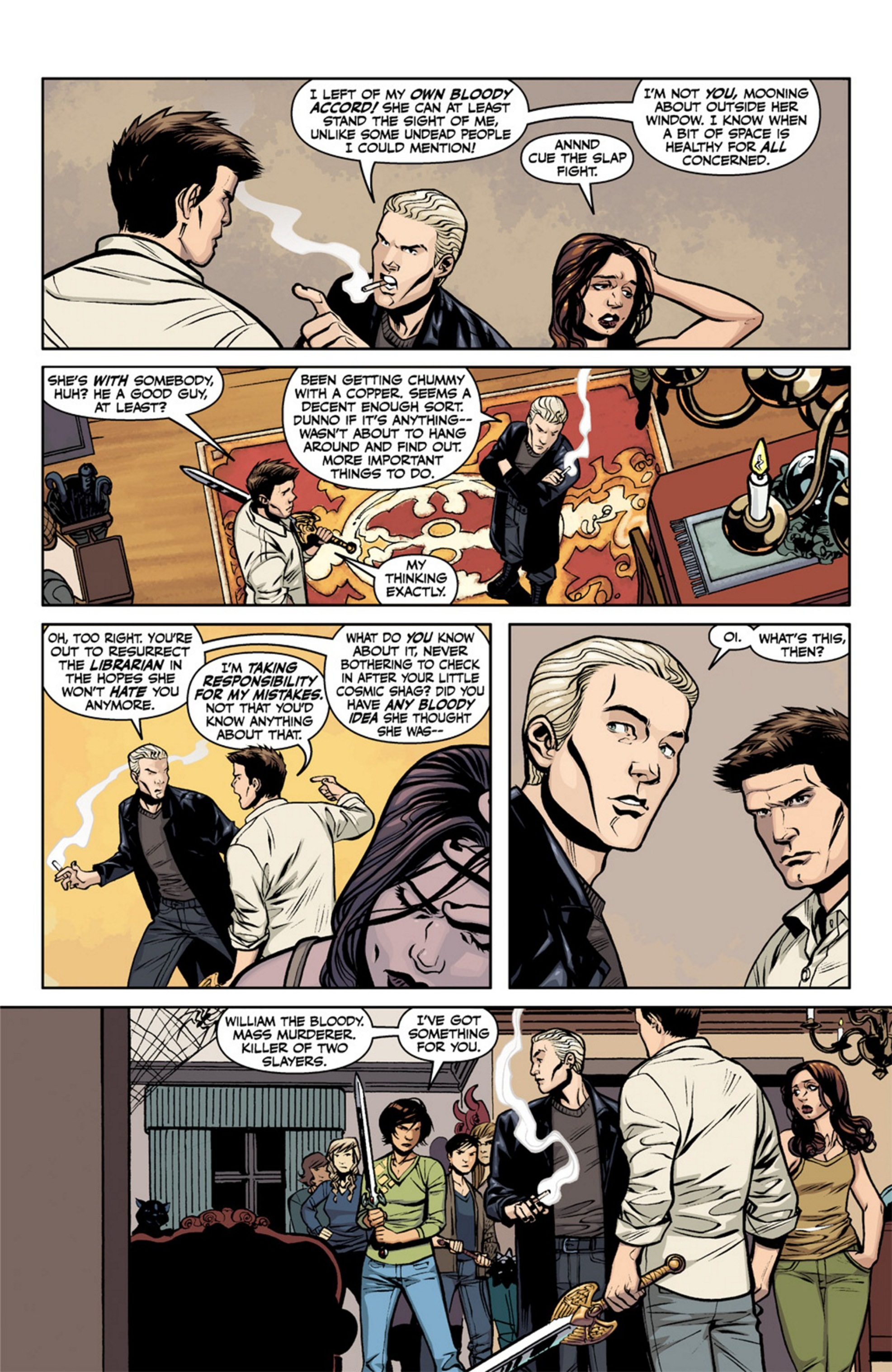 Read online Angel and Faith comic -  Issue #19 - 8