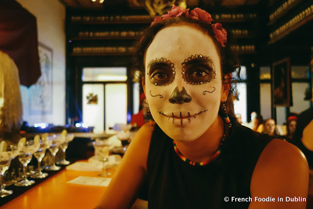 Dia de los Muertos, 777, Mexican food, Halloween Party