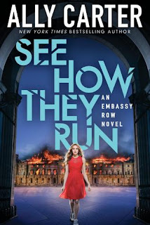 See How They Run by Ally Carter book cover
