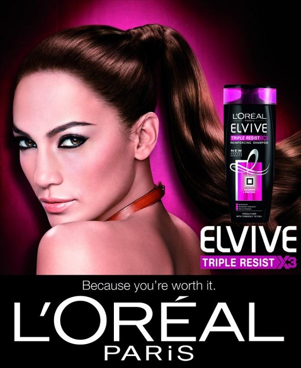Beauty Products Jlo: Jennifer Lopez For L'Oreal Elvive Triple Resist Hair Care
