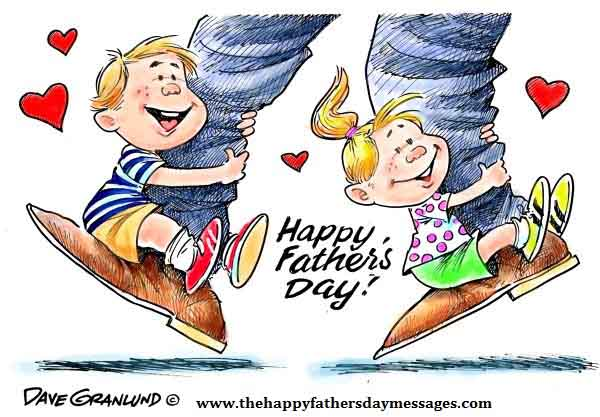Fathers Day Cartoon Pictures 2016 Free Download Best Fathers Day Pictures