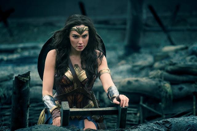 Gal Gadot (Diana) dans Wonder Woman (2017)