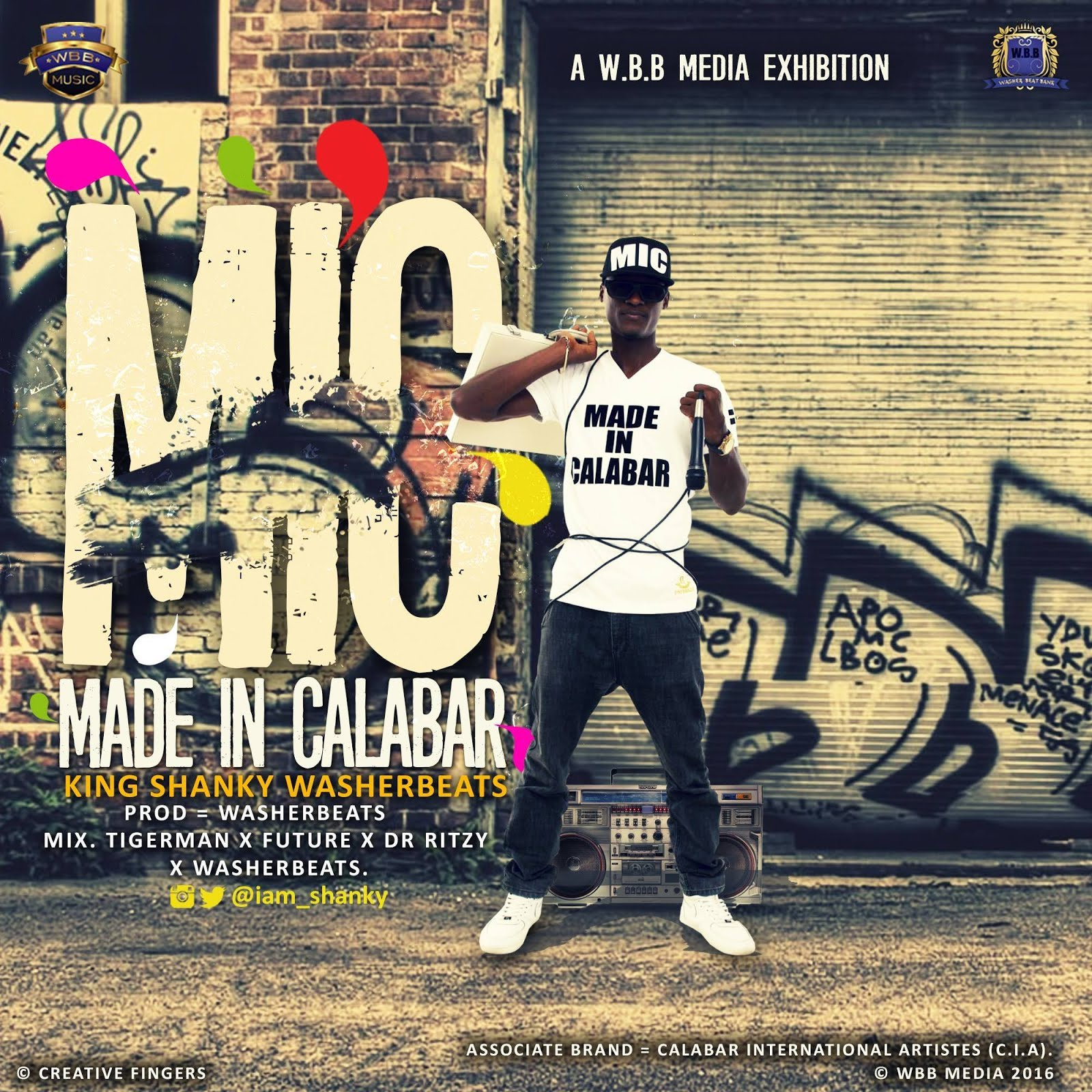MUSIC LEAK!!] MADE IN CALABAR BY KING SHANKY - 9ja Music