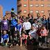 La IX Milla de Lutxana suma 143 participantes con victorias de Javi Salinas y Noemí Alonso