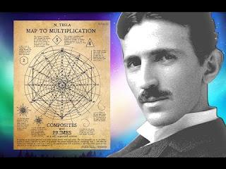 Nikola Tesla, Corrado Malanga, George Gurdjieff, amantes del enagrama