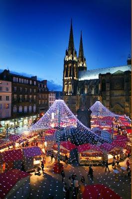 Marché de Noël 2012, Clermont-Ferrand