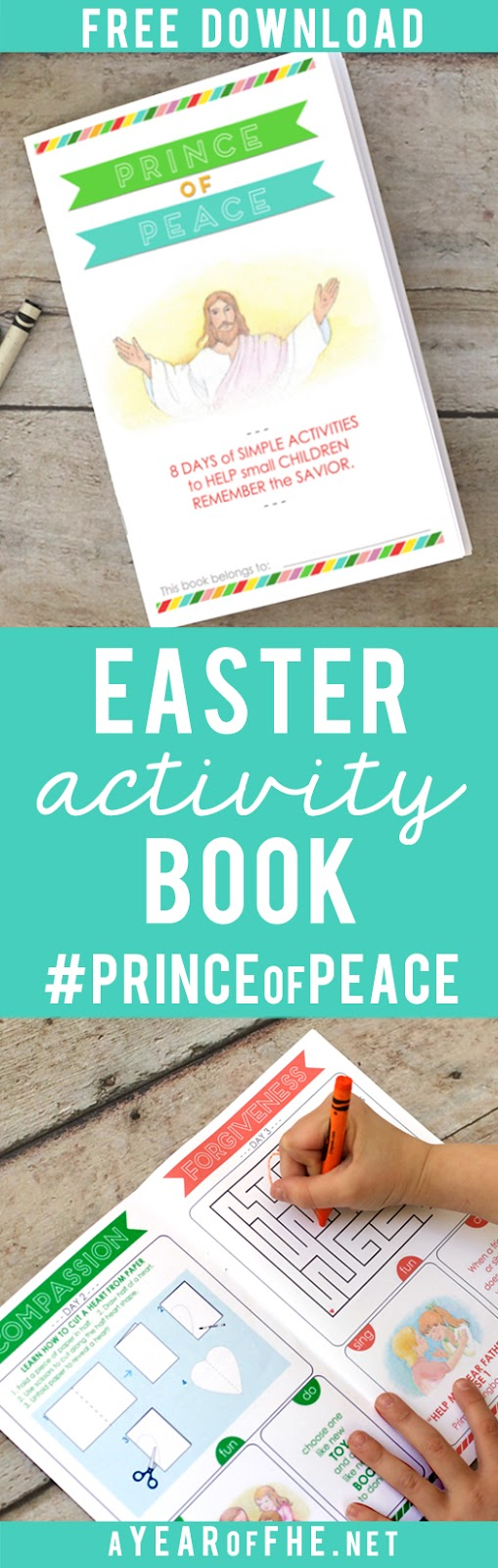a year of fhe free lds download prince of peace easter