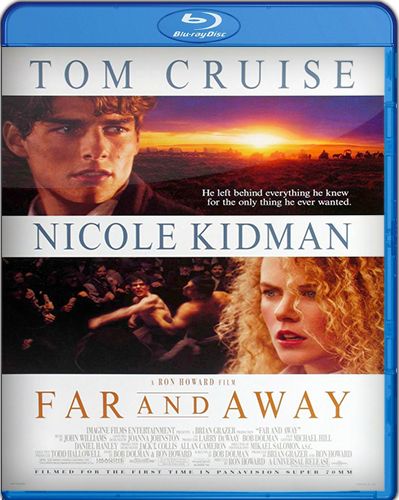 Far and Away [1992] [BD25] [Latino]
