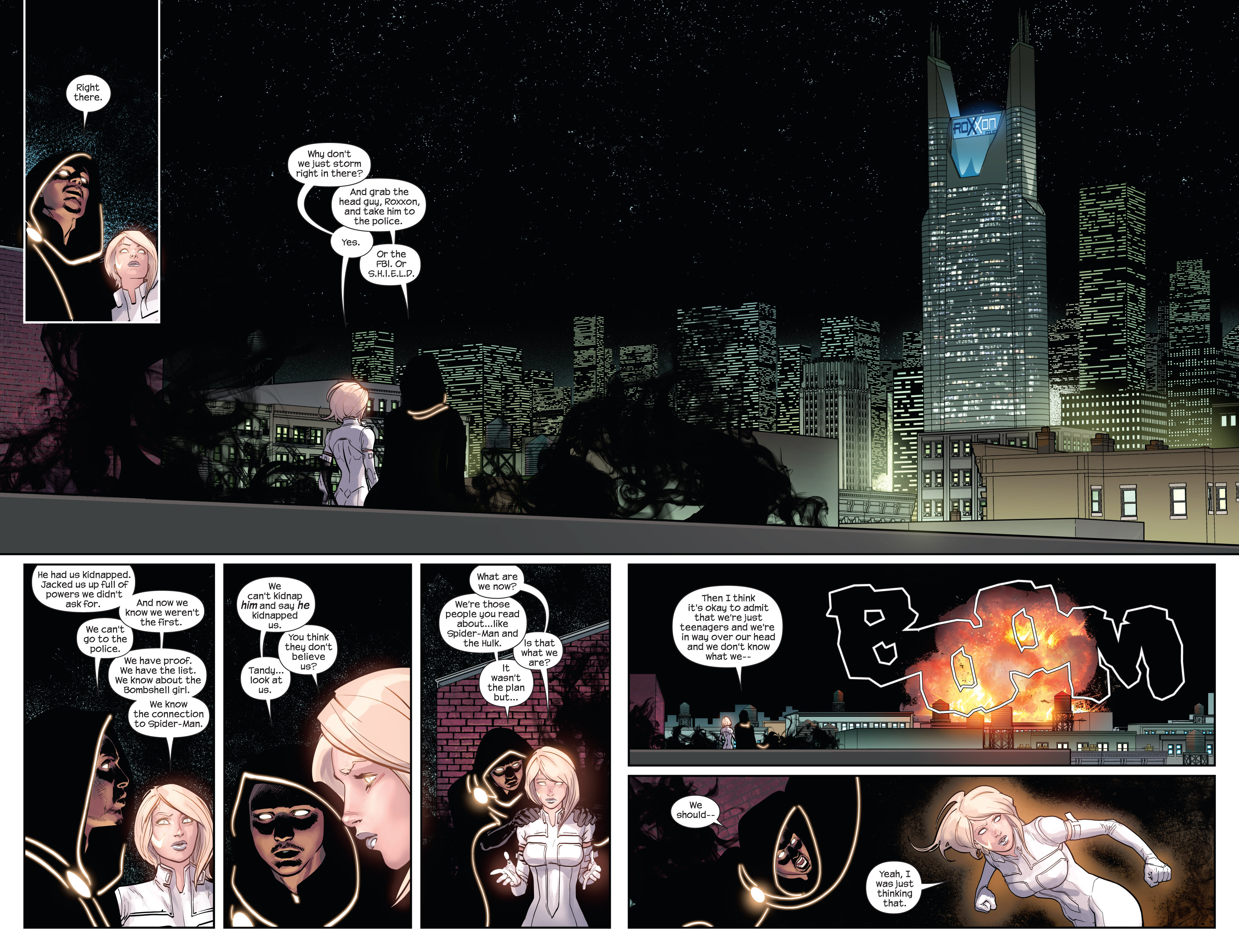 Read online Ultimate Comics Spider-Man (2011) comic -  Issue #27 - 3