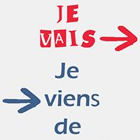 conjugaison grammaire FLE le futur proche et le passé récent
