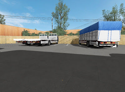 Traffic Hino Ranger Tested v1.30