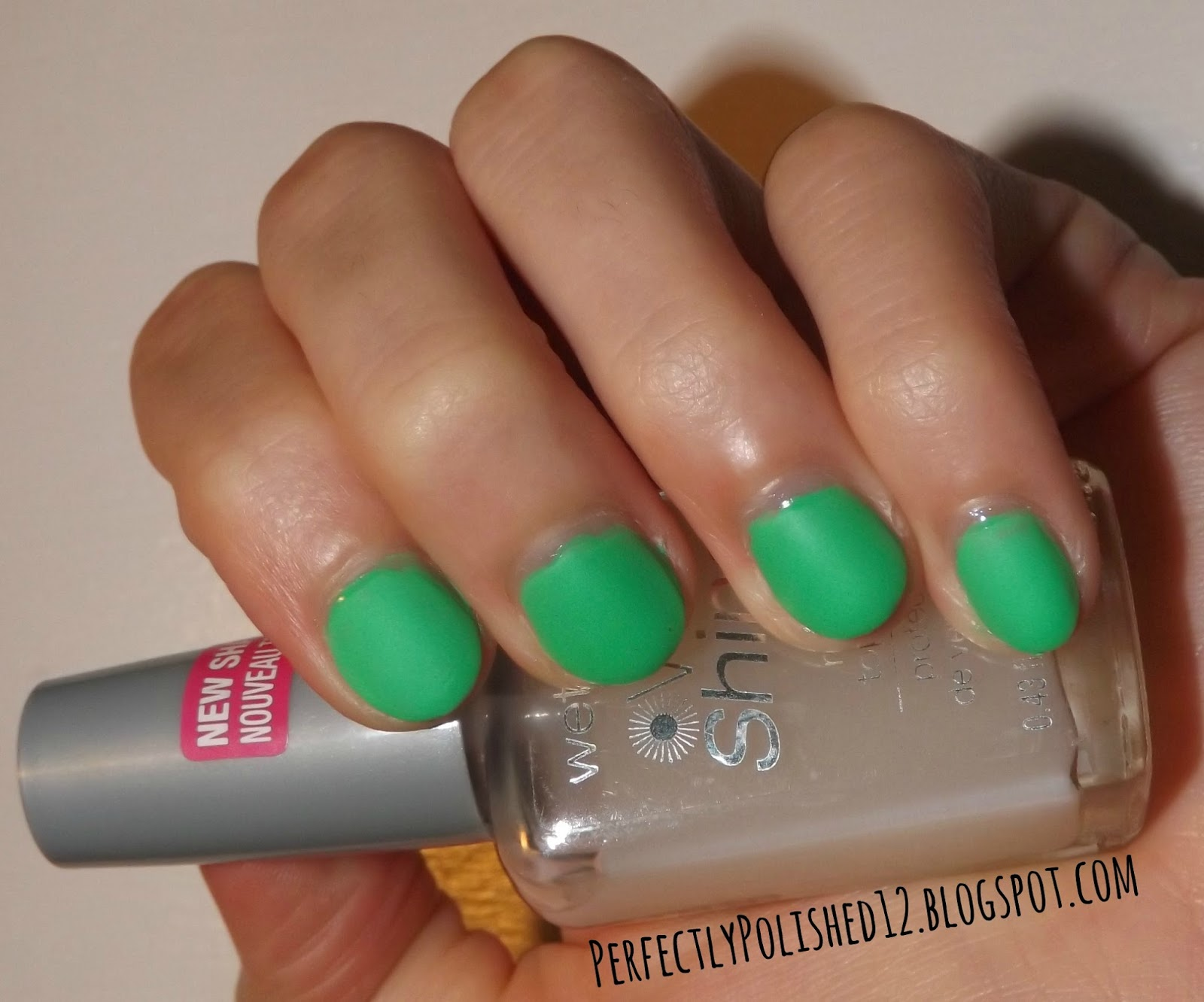 Perfectly Polished 12: Wet N\' Wild \