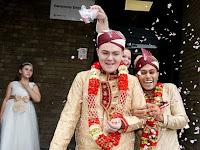Mereka Mengaku Pasangan Gay Muslim Pertama yang Menikah di Inggris