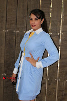 Richa Chadda Latest Pos in Blue Short Dress at the Screening Of Short Film Khoon Aali Chithi  0008.jpg