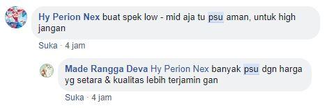 Kata orang2, PSU GAMEMAX itu JELEK!!!