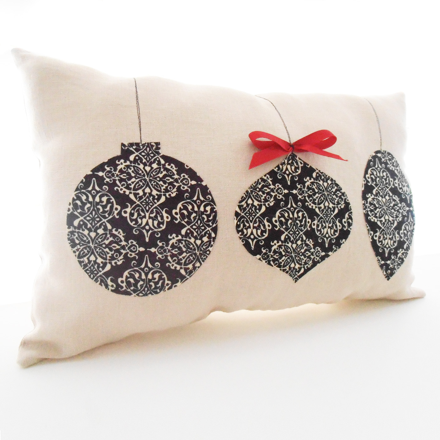 Tallgrass Design: Christmas Pillows