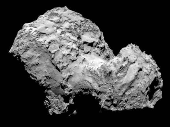 cometa 67P-CG