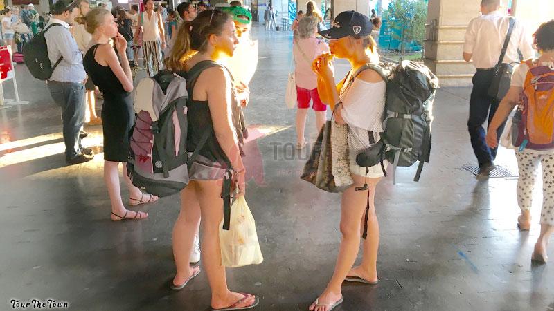 Viajar Sin Dinero Interactuar con el medio ambiente