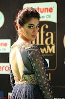 Raai Laxmi in Beautiful Backless Designer Anarkali Gown at IIFA Utsavam Awards 2017  Day 2  Exclusive 27.JPG