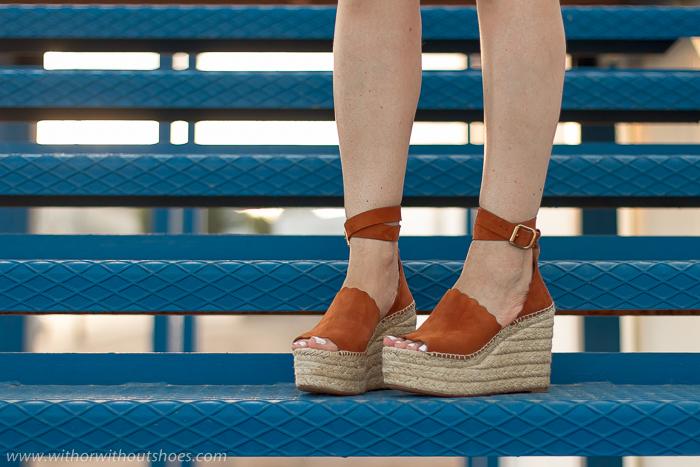 BLog adicta a los zapatos Sandalias cuñas esparto Lauren de Chloé