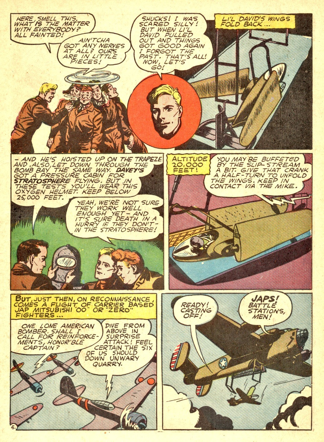 Read online All-American Comics (1939) comic -  Issue #47 - 29
