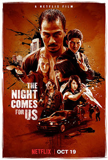 The Night Comes for Us (2018) Hindi Dual Audio Web-DL | 720p | 480p