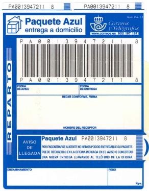 Test de oposiciones online temario correos 2016 tema 7 for Horario de oficina correos