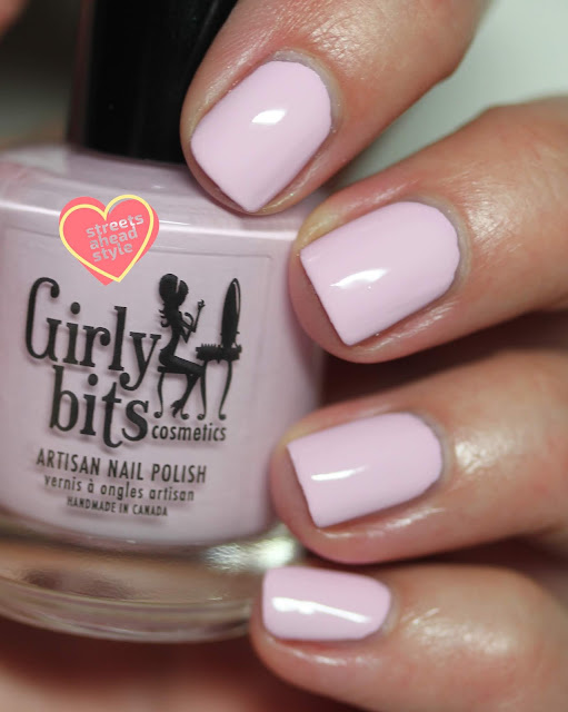 Girly Bits Hearts in Bloom swatch by Streets Ahead Style