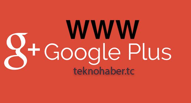 Google Plus Özel Url si İçin  Search Console Kaydı