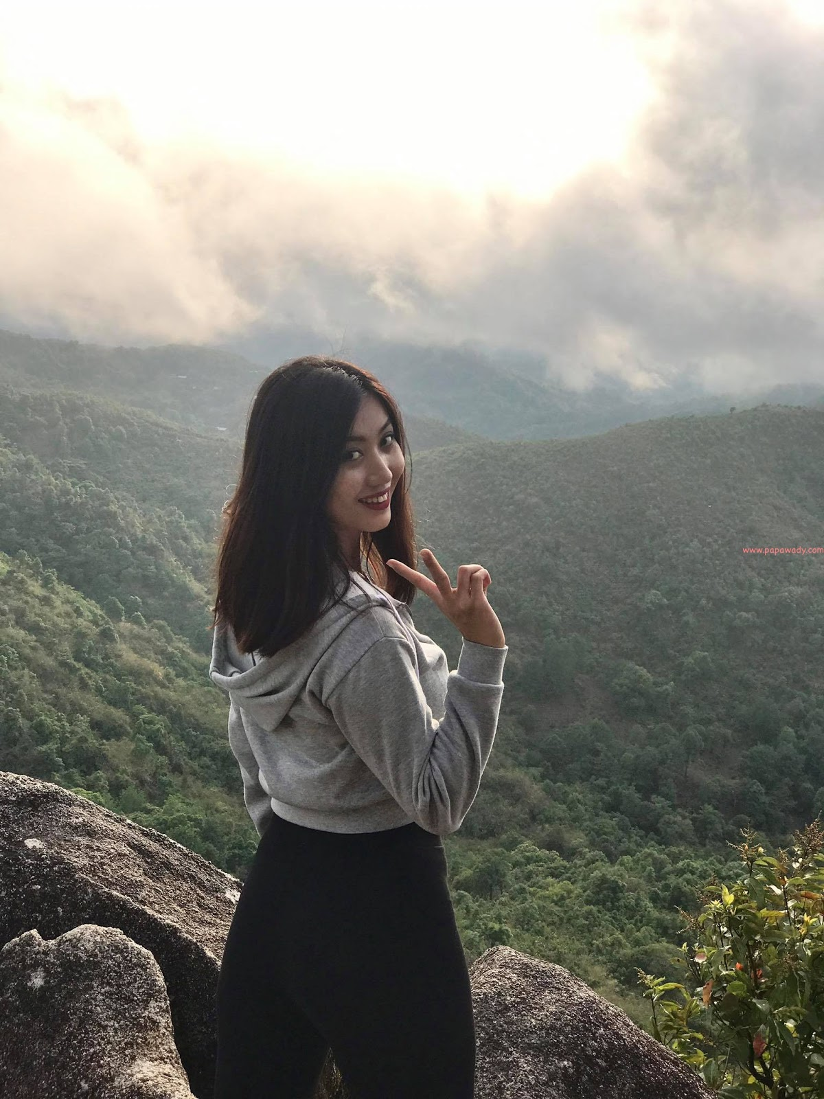Lu Lu Aung April Snapshots Collection