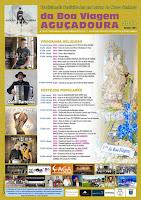 Programa das Festas da Aguçadoura 2018
