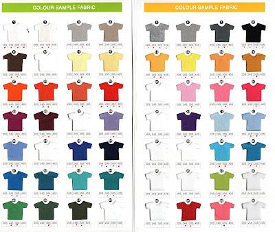 Buat/ Bikin/ Order Kaos Sablon (Tshirt) Murah