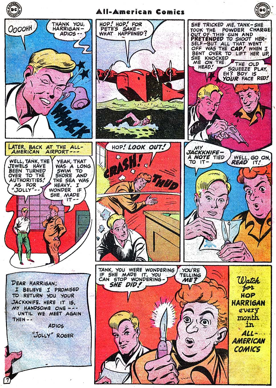 Read online All-American Comics (1939) comic -  Issue #91 - 49