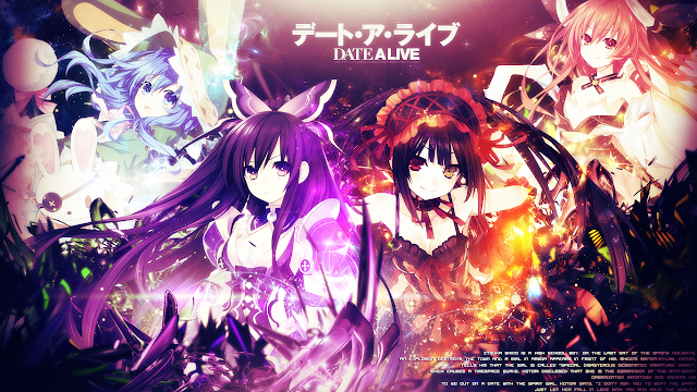 Date A Live SS3 Tập 8 Vietsub (2019)