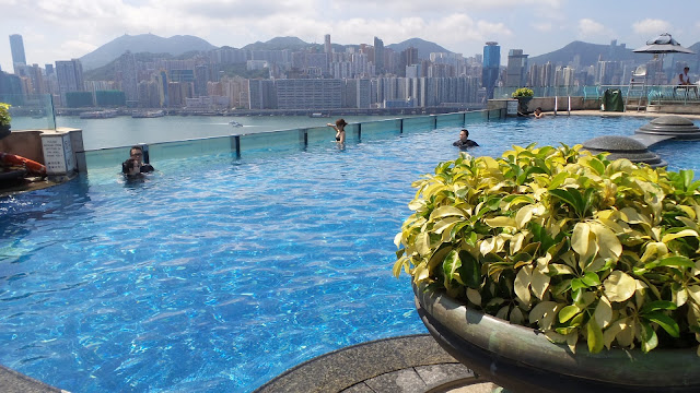 Harbour Grand Plaza Hongkong, Pool (C) JUREBU
