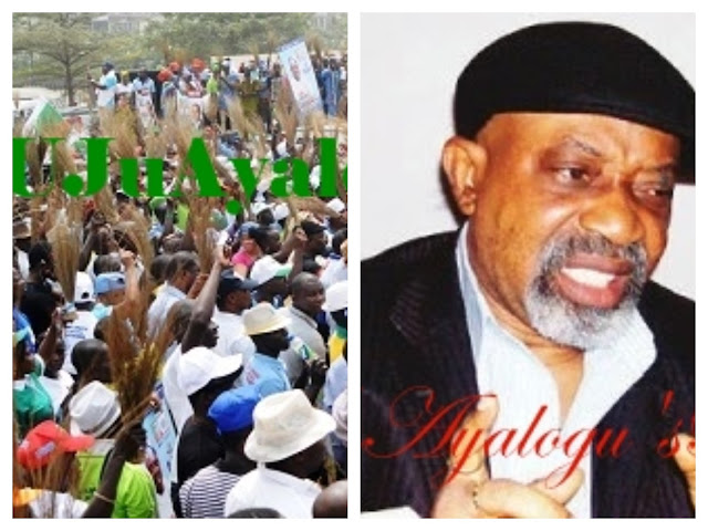 Ngige Escapes Mob Attack, His Associate Beaten To Pulp As Anambra APC Meeting Turns Violent