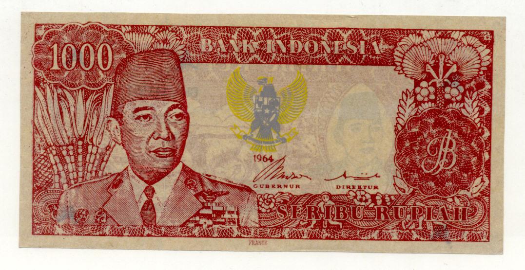 Gambar Uang Indonesia dari masa ke masa  Kumpulan Logo